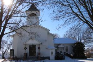 Zion - Pic (Church in winter) - 2-14-18